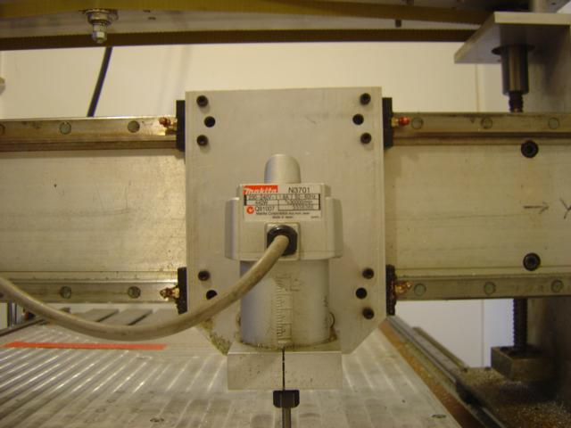 YAS Engineering CNC Router