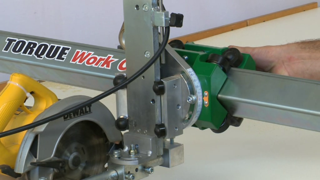 Versatile saw attachment